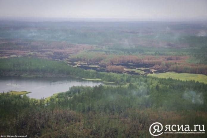 В Якутии зарегистрированы первые природные пожары
