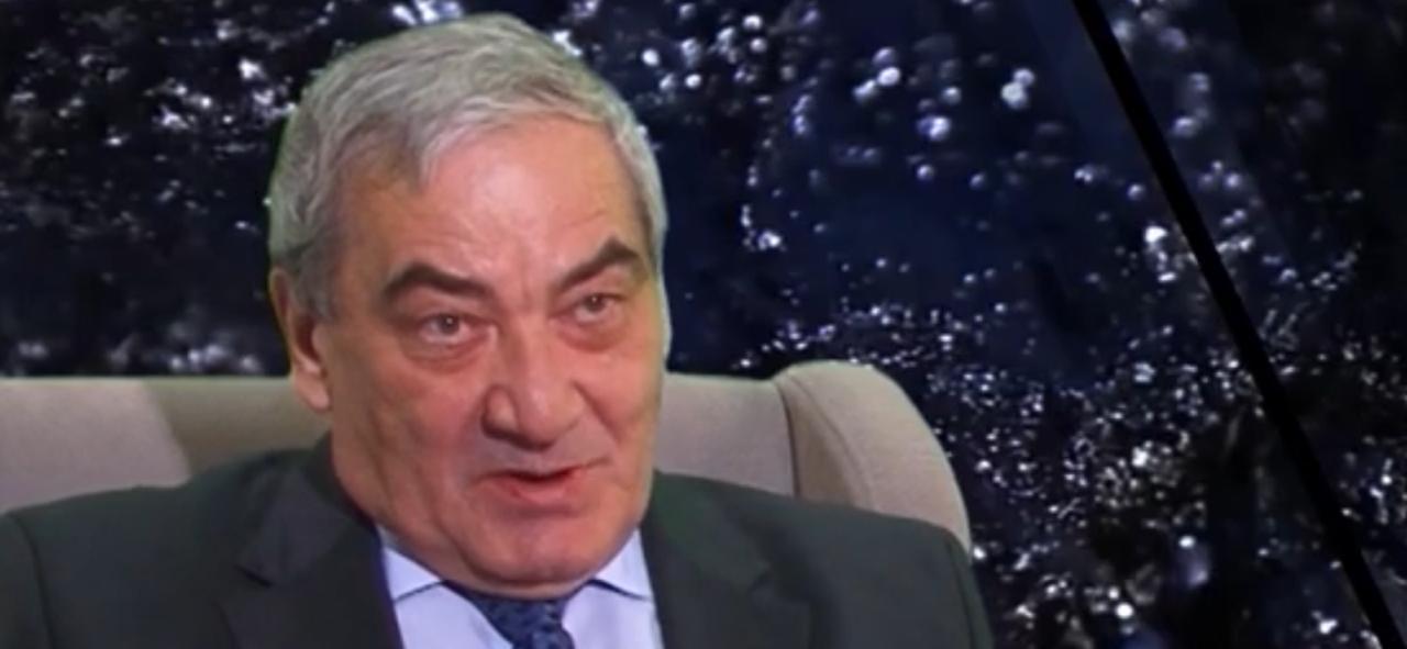 Государственный советник Республики Саха Вячеслав Штыров удивил