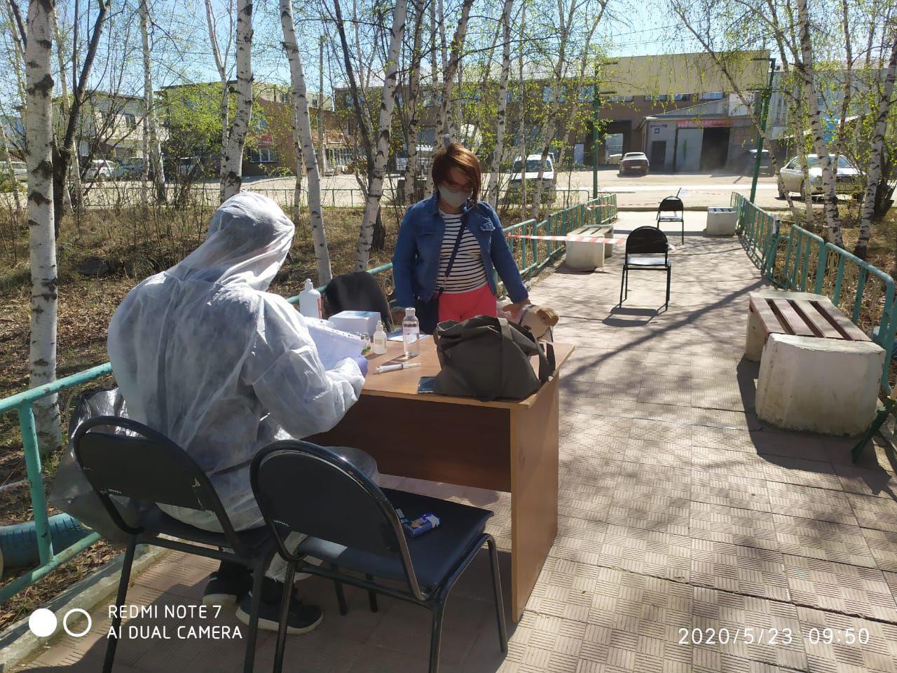 В Якутске провели бесплатную вакцинацию животных от бешенства