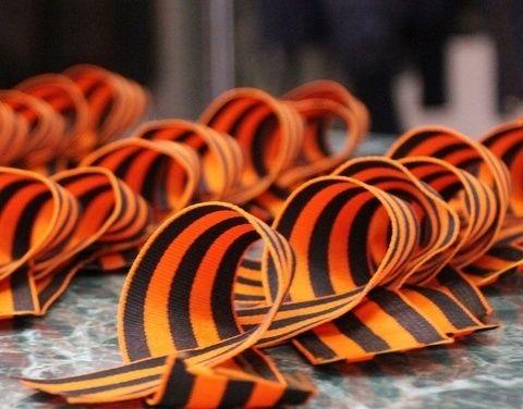 В Якутии волонтеры-победы раздадут более 8 тыс. Георгиевских ленточек