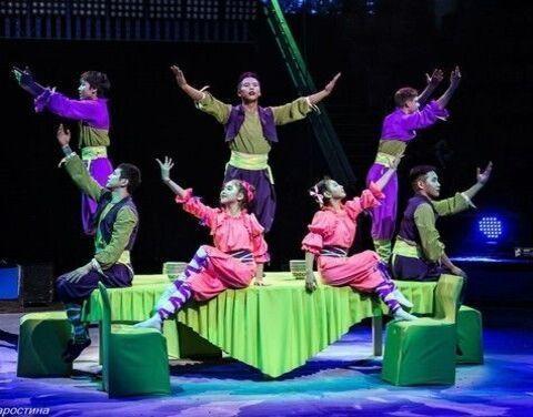 На Первом Международном цирковом онлайн-фестивале акробатическая группа Цирка Якутии удостоена спецприза