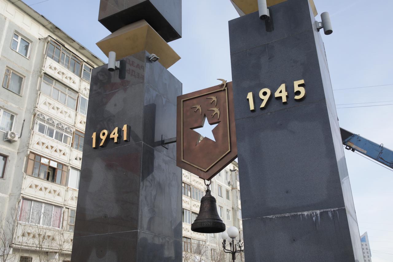 Мемориал «Солдаты Туймаады» пополнился 27 фамилиями фронтовиков