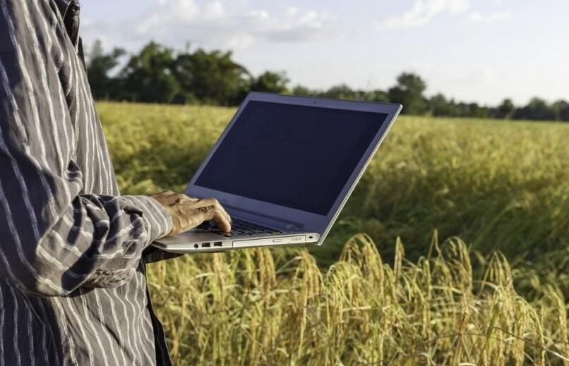 При наличии электронной цифровой подписи можно зарегистрировать право на земельный участок