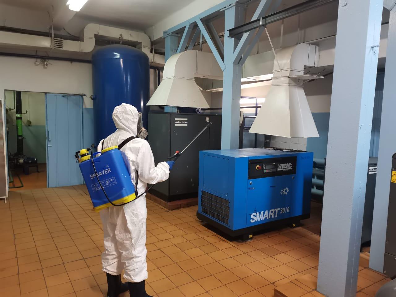 Якутский Гормолзавод: Систематическая дезинфекция на пищевом предприятии – обязательное условие безопасной работы