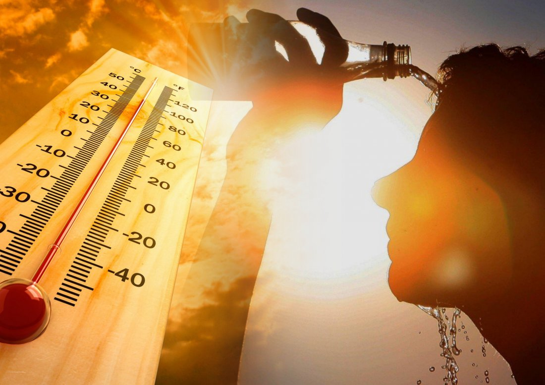 В Якутске ожидается аномально жаркая погода. Как уберечься?