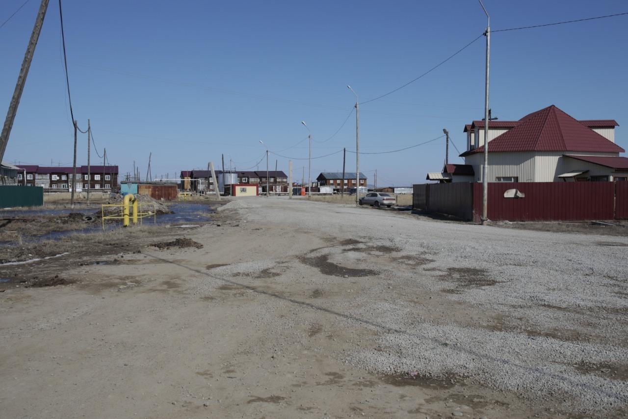В Якутске прошло общественное обсуждение ремонта дорог в селе Маган