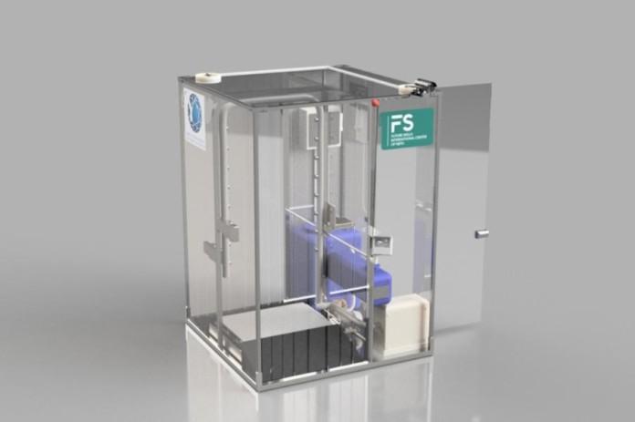 Инженеры СВФУ разработали комплекс дезинфекции, контроля и предупреждения санитарных угроз