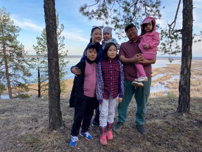 Многодетная семья из Якутии: Выплаты стали для нас хорошим подспорьем