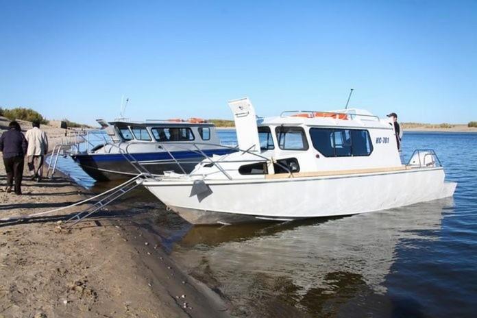 Сроки открытия навигации для маломерных судов в Якутии обсудят в июне