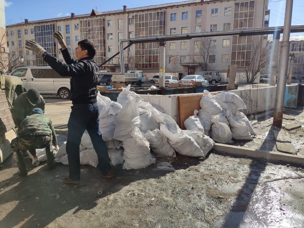 В Якутске подвели итоги санитарного трехмесячника