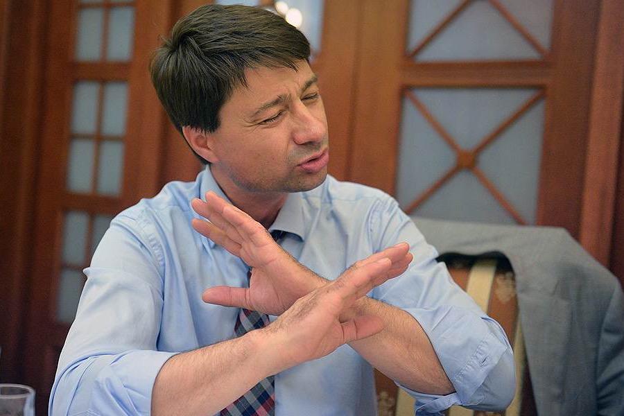 Владимир ФЕДОРОВ уверен, что Тумусов его «не кинет»…