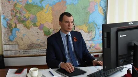 Жители Хабаровска – Дегтярёву: «Даже и не появляйтесь тут»