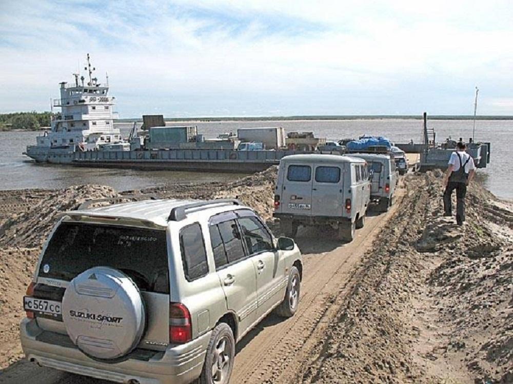 Строительство накопителя поможет окончательно навести порядок на паромной переправе Якутска
