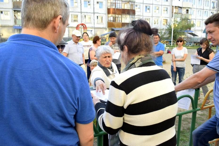 В Якутске внедряют территориальное общественное самоуправление