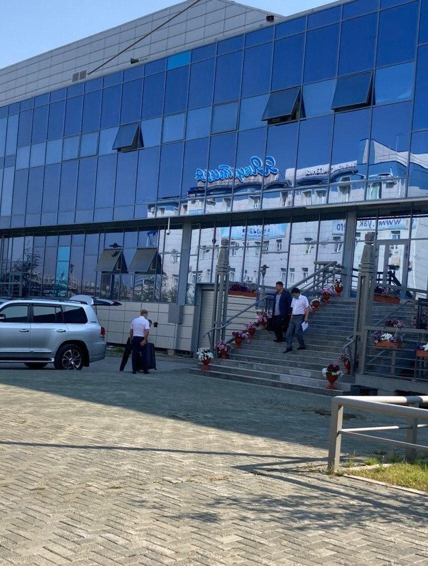 Новый «варяг» Тарасенко прибыл в Якутск