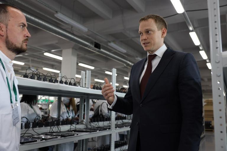 В России начинается выпуск планшетов для цифровой переписи