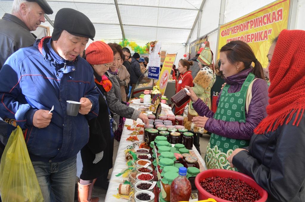 В Якутске на территории минсельхоза пройдет продовольственная ярмарка