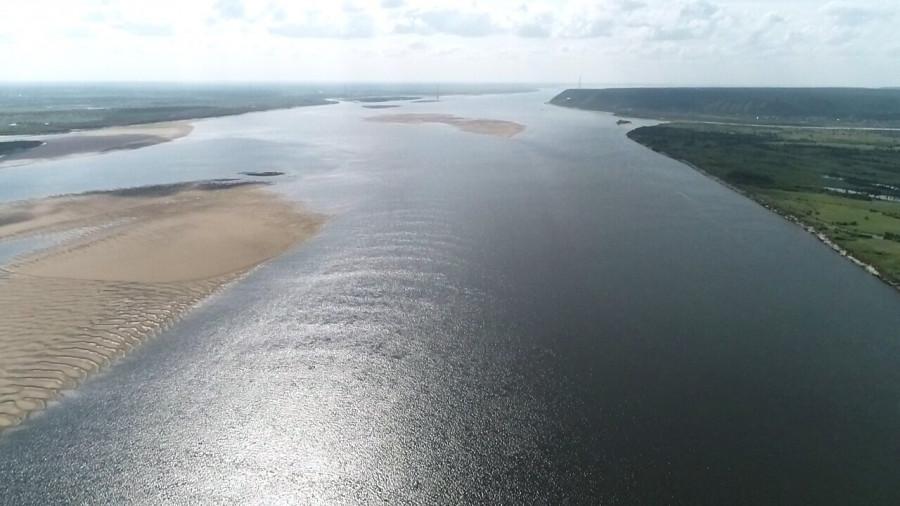 Пригородные хозяйства не пострадали от подъема уровня воды в реке