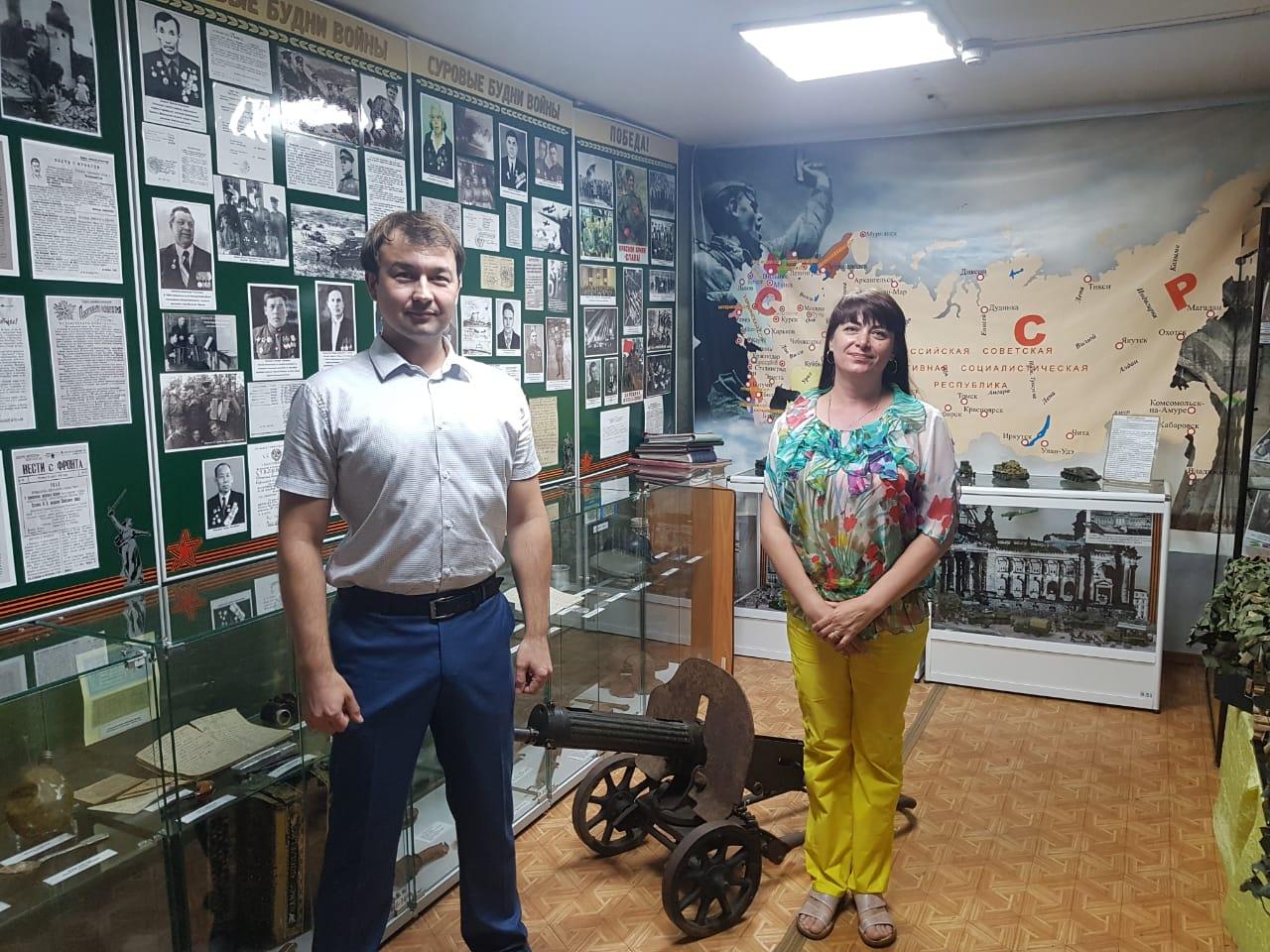 «Ассоциация строителей АЯМ» поддержало акцию Алданского музея
