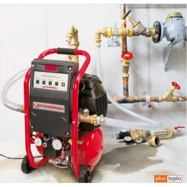 Промывка систем отопления и ревизия задвижек проведена в большинстве домов, идет оформление актов готовности
