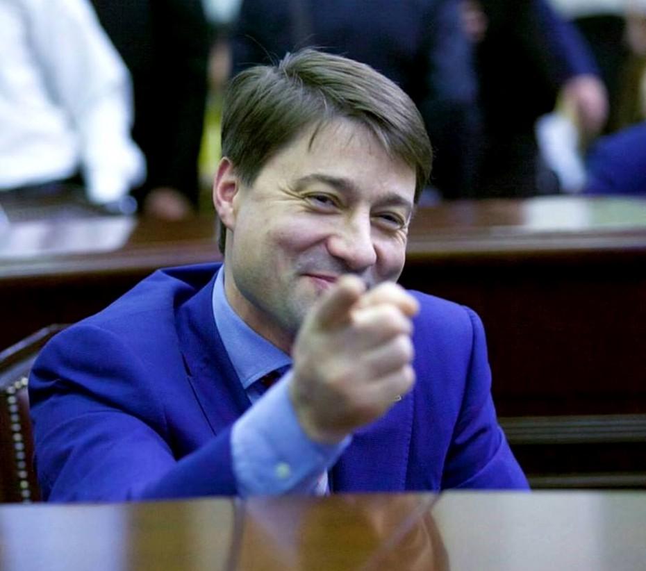 Владимир ФЕДОРОВ: «Мне всегда приходилось иметь дело с чёрным пиаром»