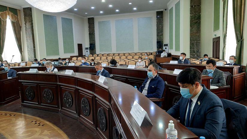 Якутская гордума внесла изменения в Правила землепользования и застройки