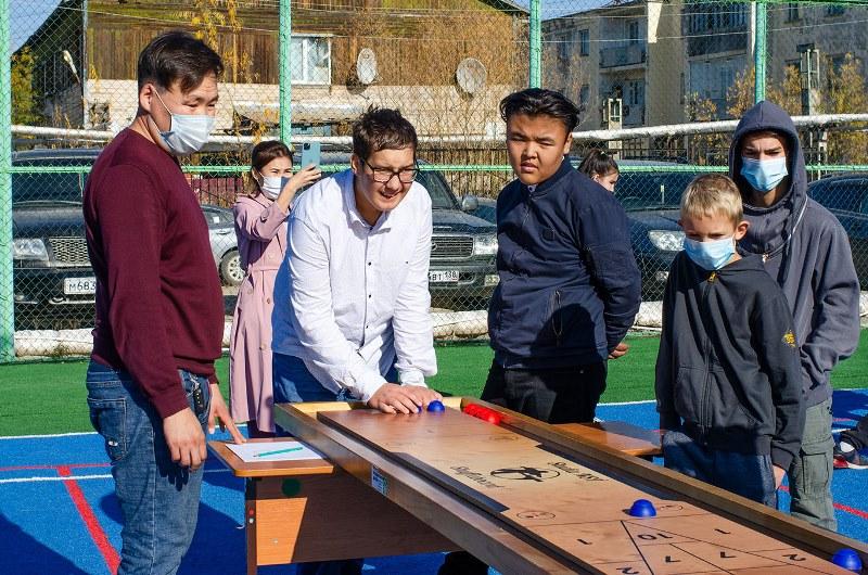 В Якутске прошел инклюзивный парафестиваль «Спорт без границ»