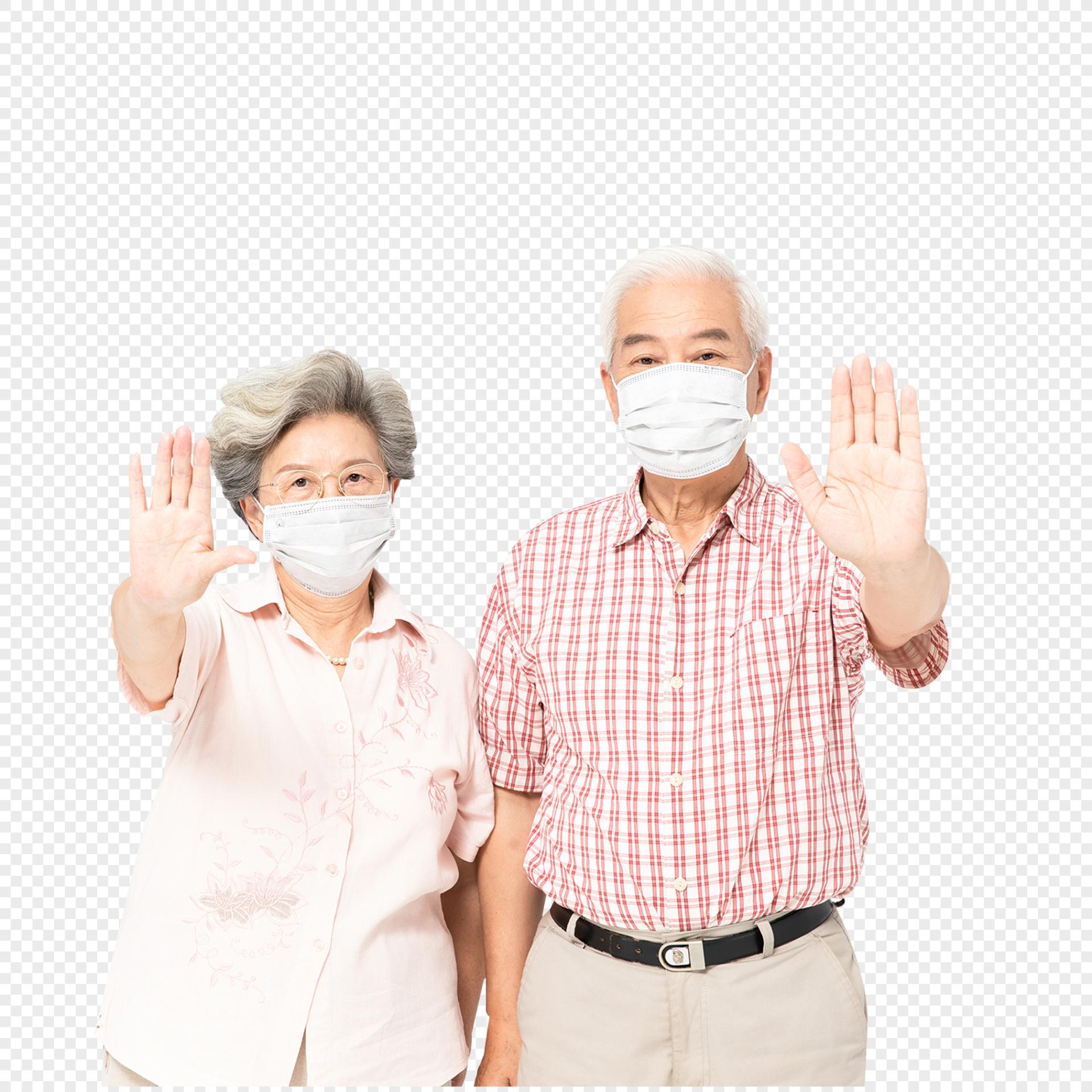 Пожилых граждан призывают к соблюдению режима самоизоляции