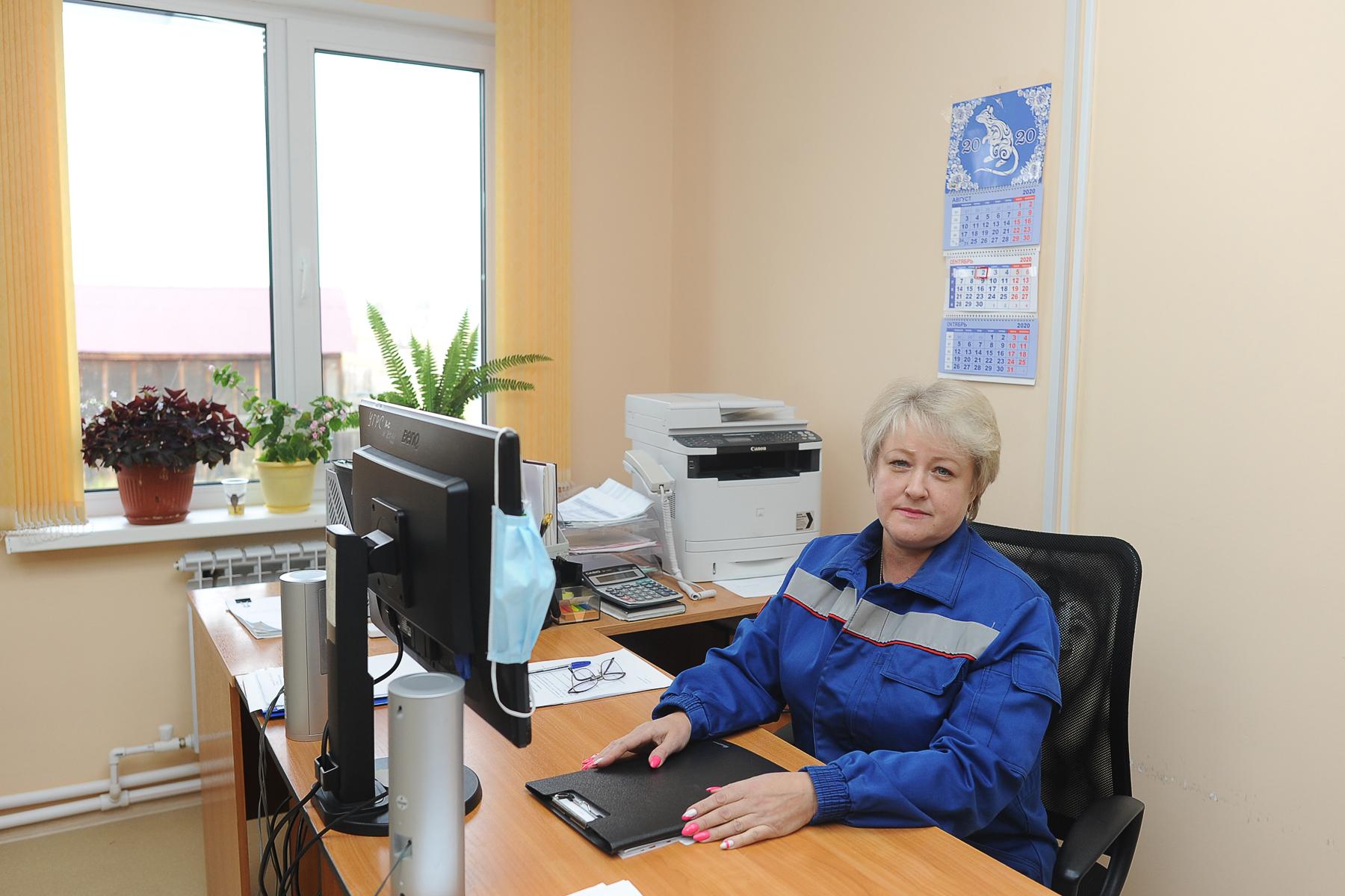 Елизавета Шубина: «На работу, как на праздник!»