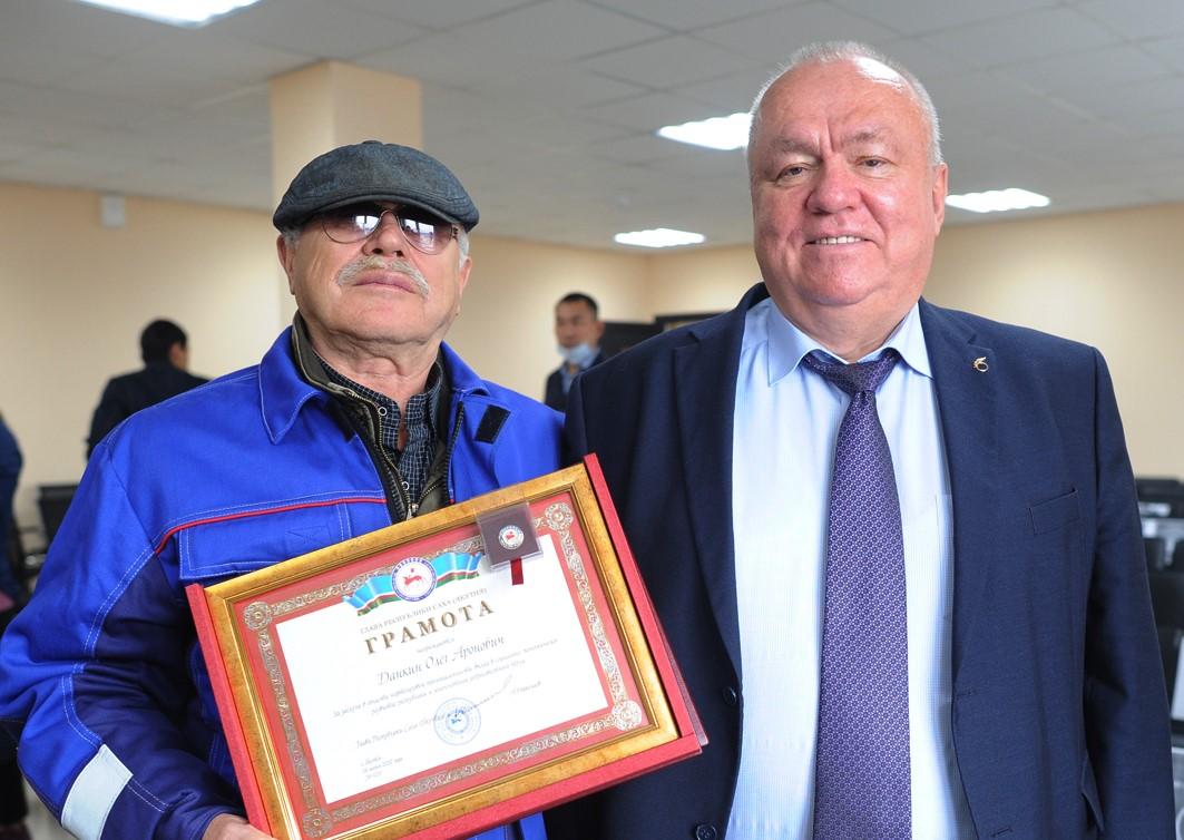Трудовую славу АО «Сахатранснефтегаз» слагают работники