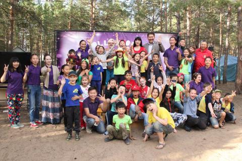 Строительство детского круглогодичного лагеря в Якутии планируют завершить в 2022 году