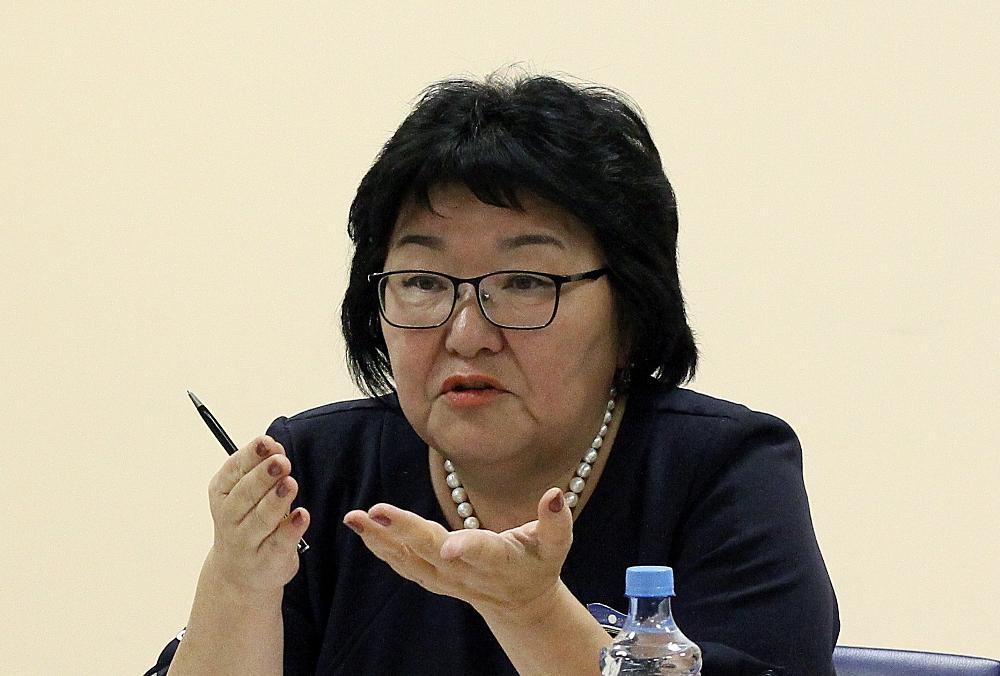 Народный депутат Елена ГОЛОМАРЕВА вызвалась помочь больным COVID-19 в госпитализации