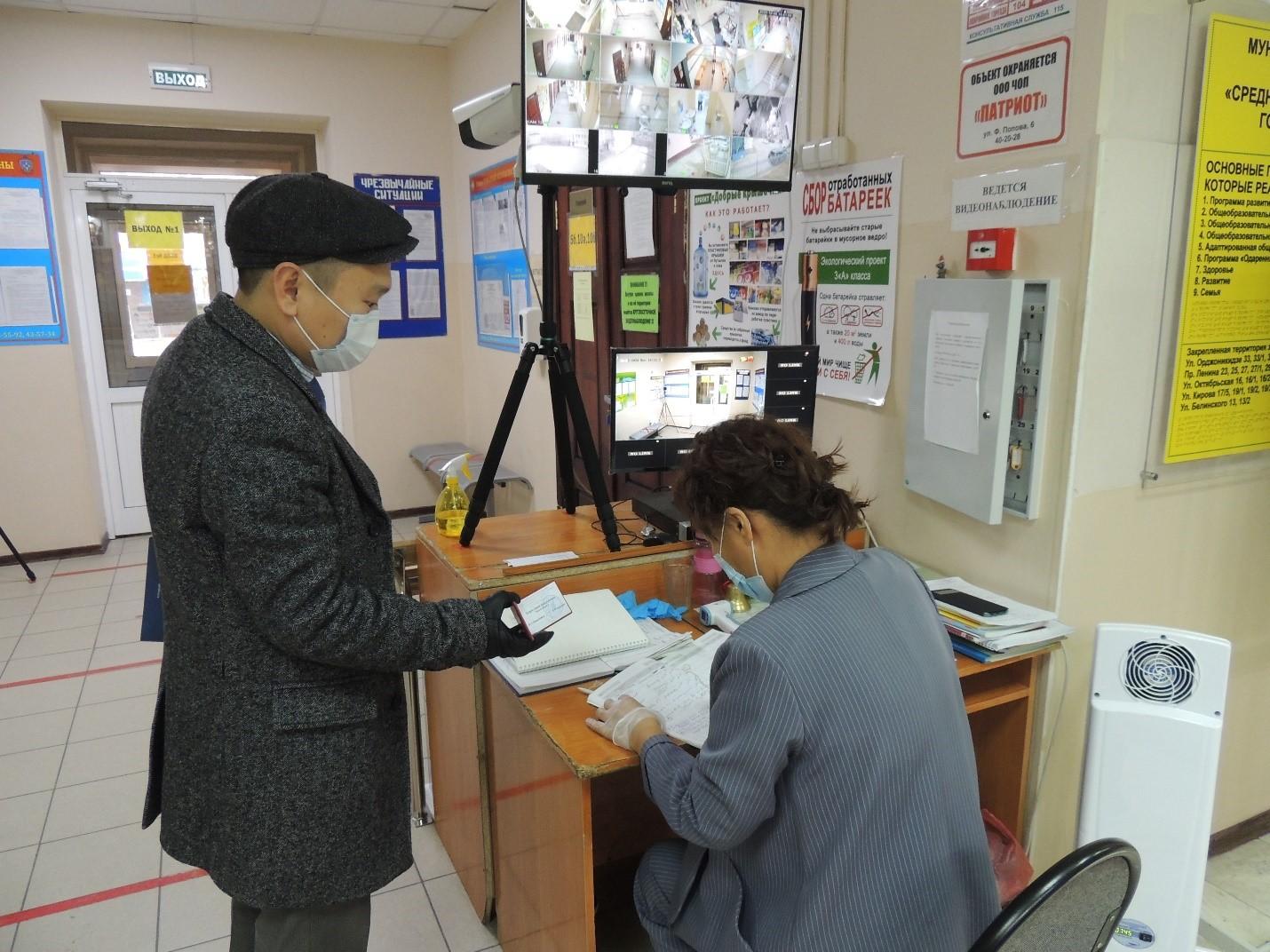 В школах и детских садах Якутска проверяют соблюдение мер безопасности против коронавируса
