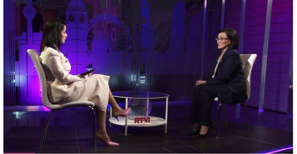 Сардана АВКСЕНТЬЕВА в гостях у Тины КАНДЕЛАКИ (полная версия интервью)