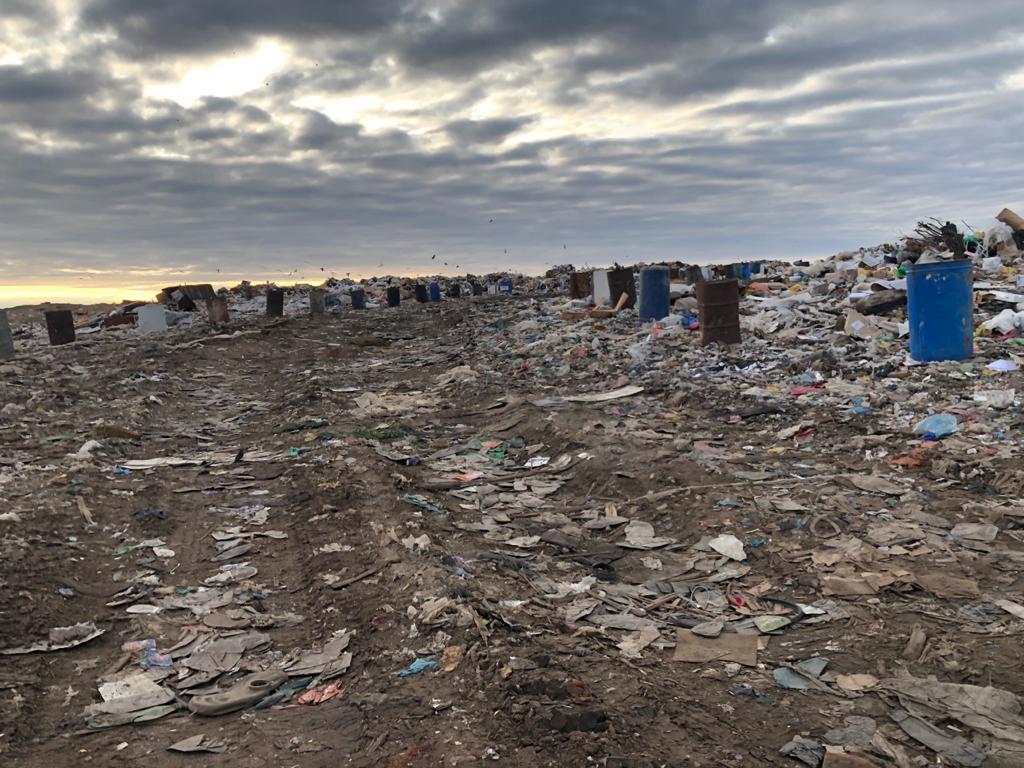 Региональному оператору ТКО из-за долгов на десятки миллионов рублей ограничен ввоз мусора на городской полигон