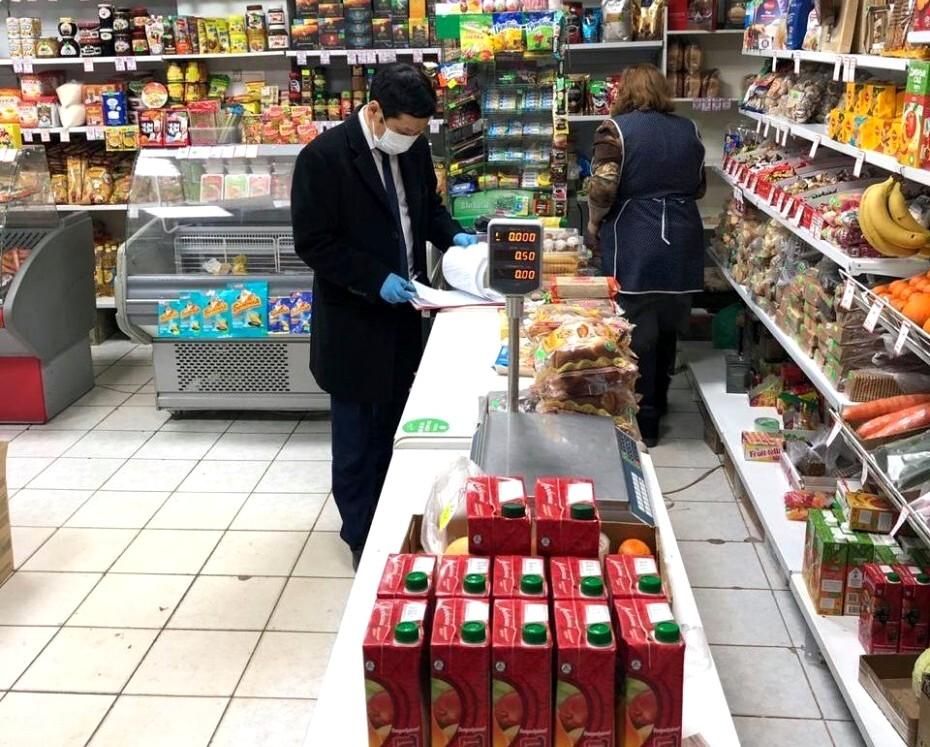 Власти Якутска напоминают об ответственности за нарушение масочного режима в магазинах  и в других местах массового скопления людей
