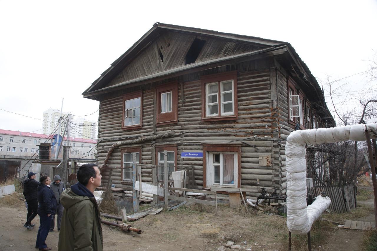 Многоквартирный жилой дом по улице Кальвица, 38 отремонтируют за счет средств городского бюджета