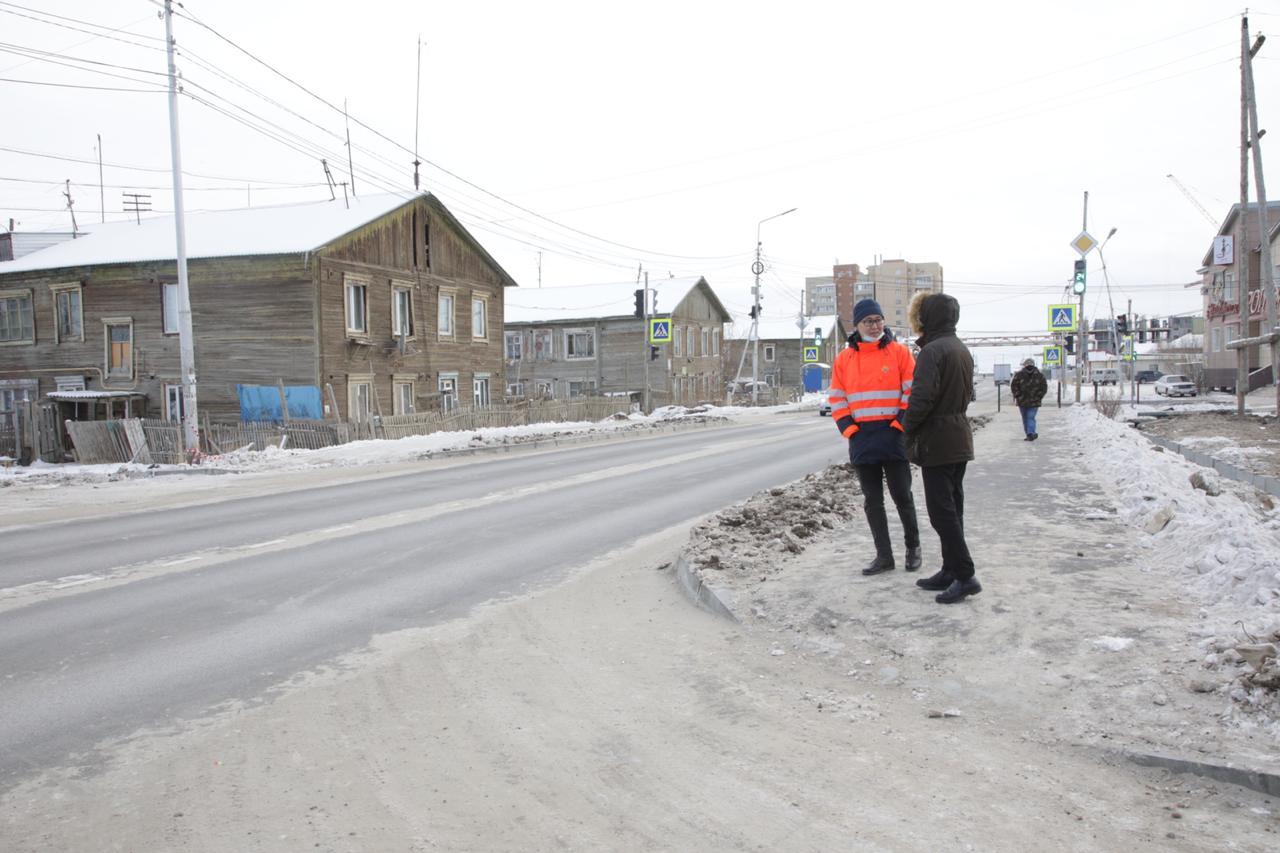 В Якутске завершается ремонт дорог по нацпроекту «Безопасные и качественные автомобильные дороги»
