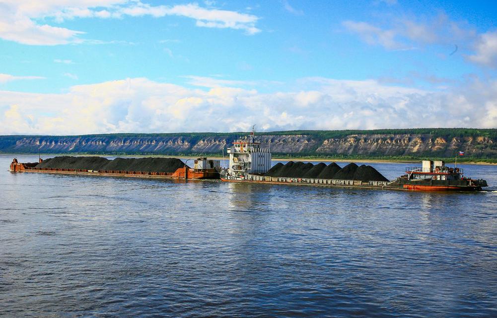 На реках Лена и Алдан наблюдается повышение уровней воды