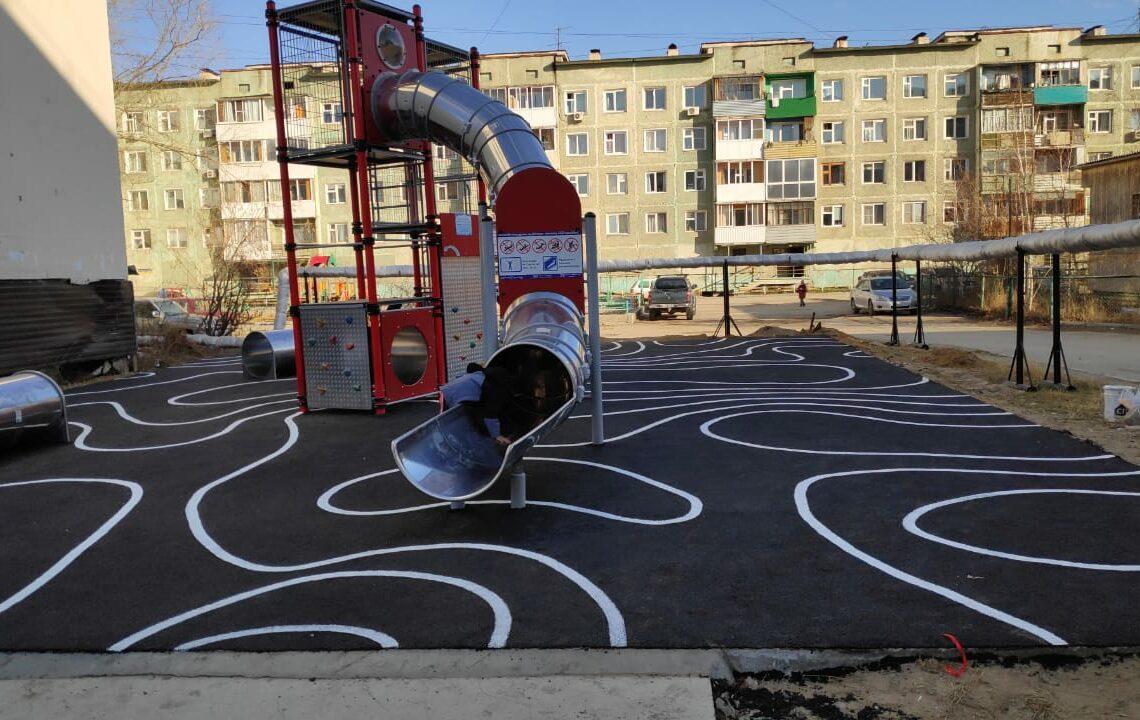 В Сквере землеустройства Якутии появится зона отдыха для детей