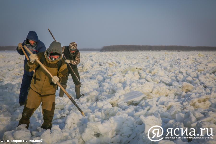 Сроки открытия автозимников в Якутии смещаются из-за теплой погоды