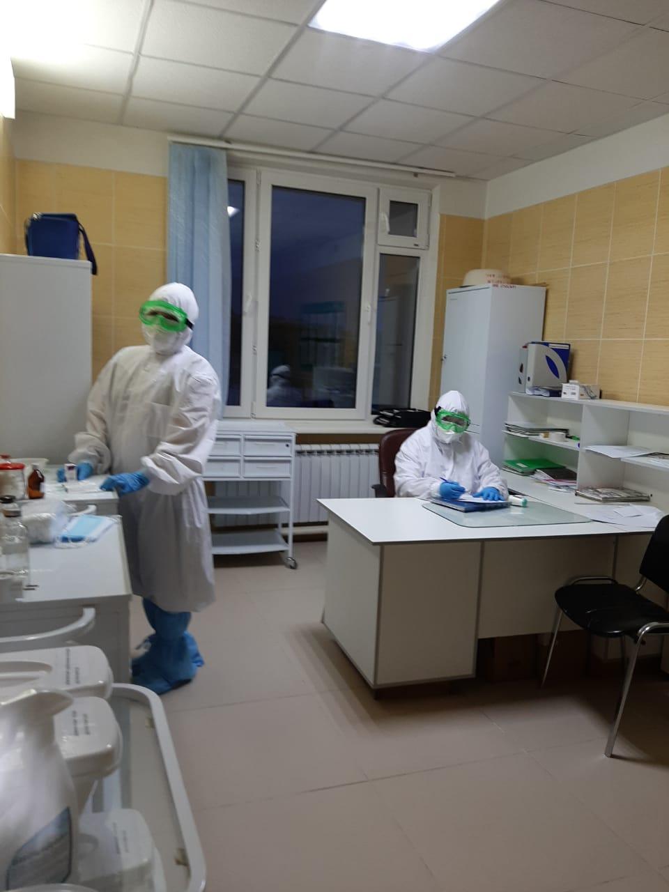 В Якутии за сутки выявлено 216 новых случаев COVID-19