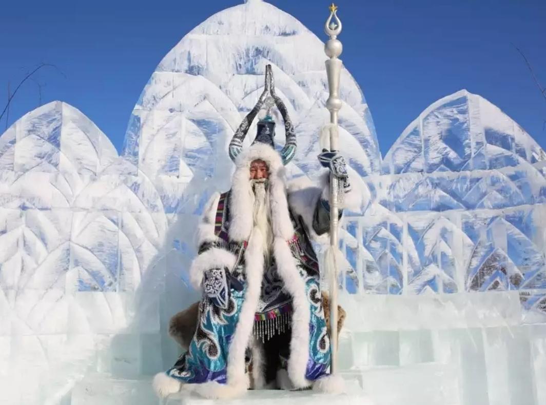 Праздник приходит с фестивалем «Зима начинается Якутии»