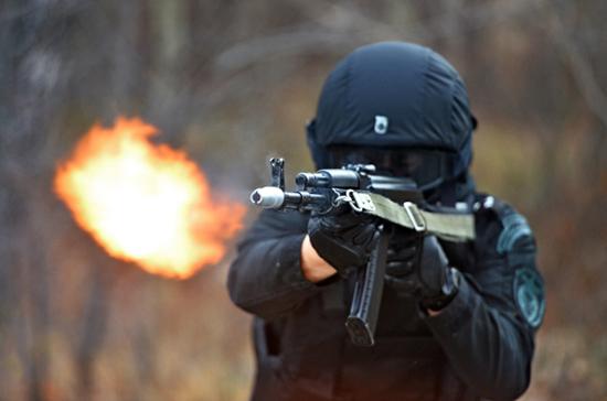 Полицейским намерены расширить право применения оружия