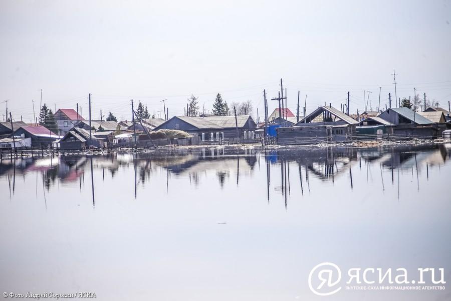 Минэкологии Якутии об установлении границ зон затопления в населенных пунктах республики
