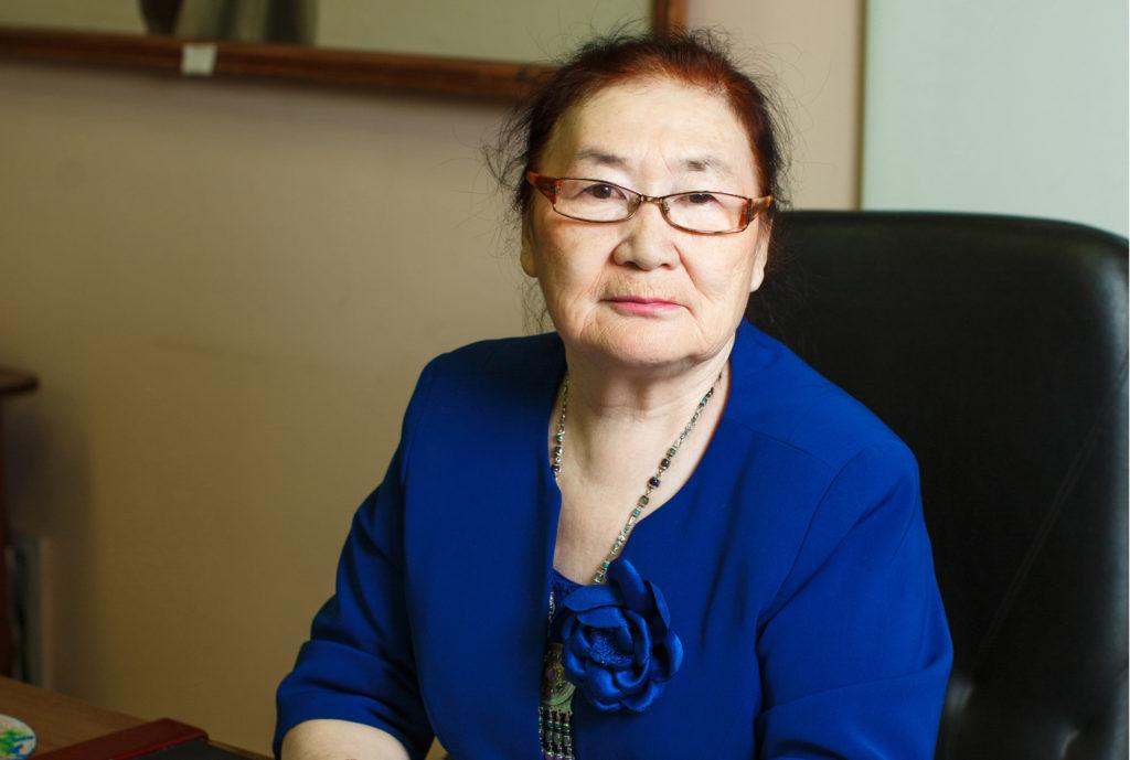 Ульяна ВИНОКУРОВА: Надо законодательно закрепить обеспечение продовольственной безопасности арктических районов