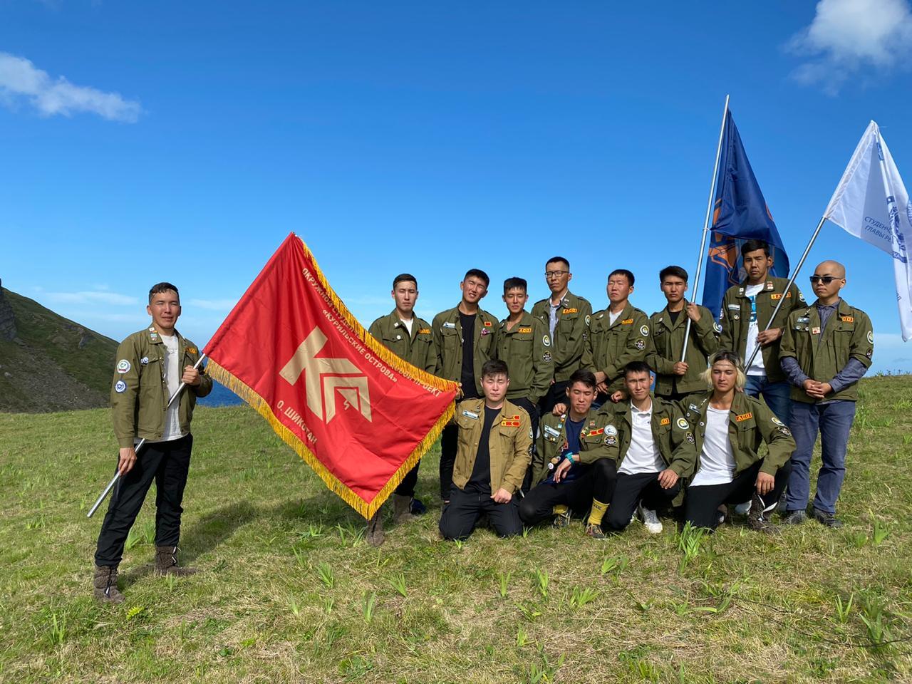 Студенческий отряд АГАТУ среди призеров Всероссийского конкурса