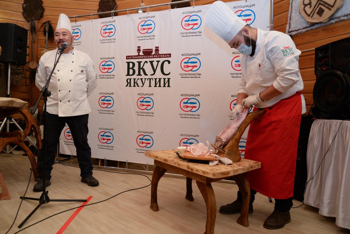 Гастрономический фестиваль «Вкус Якутии» проводится в Якутске в седьмой раз