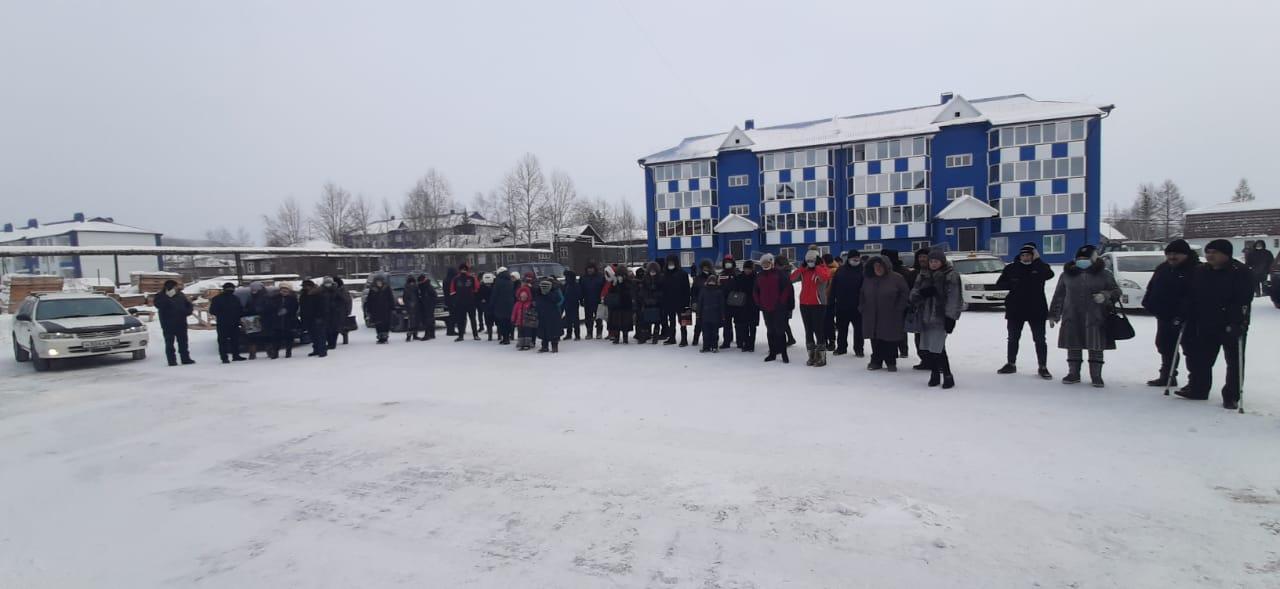 Новые дома от «Железных дорог Якутии» для томмотцев