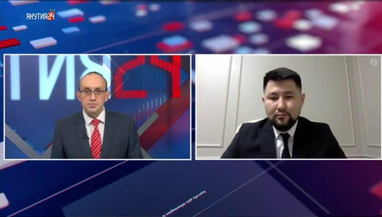 Евгений Григорьев принял участие в передаче «Актуальное интервью»